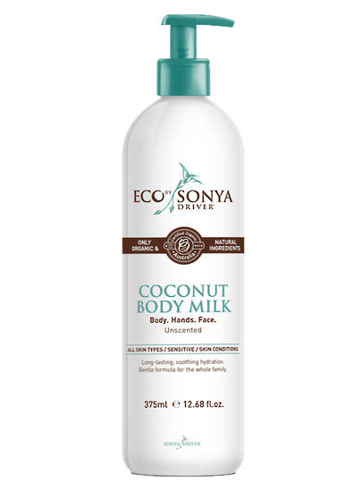 Eco Tan - Eco by Sonya Coconut Body Milk, 375ml